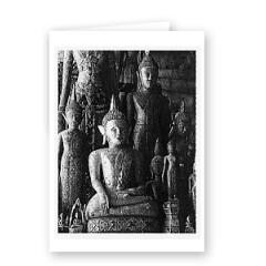 WOODEN BUDDHAS