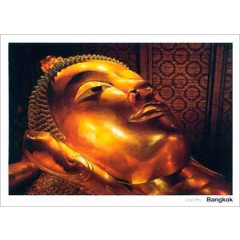 THE RECLINING BUDDHA IMAGE
