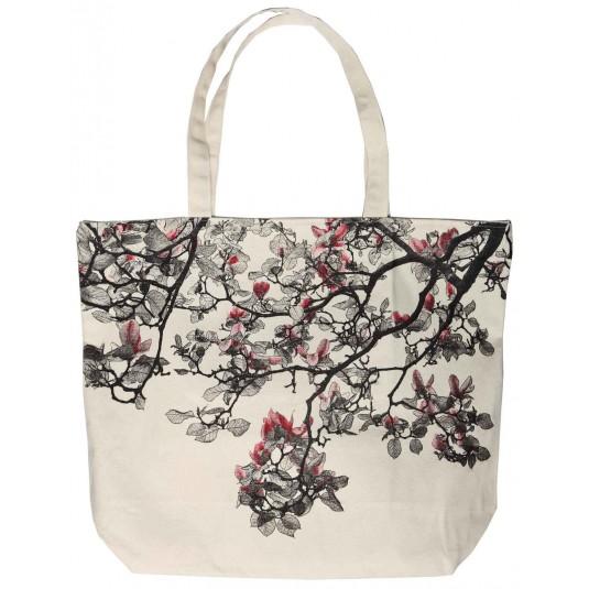 Magnolia/red