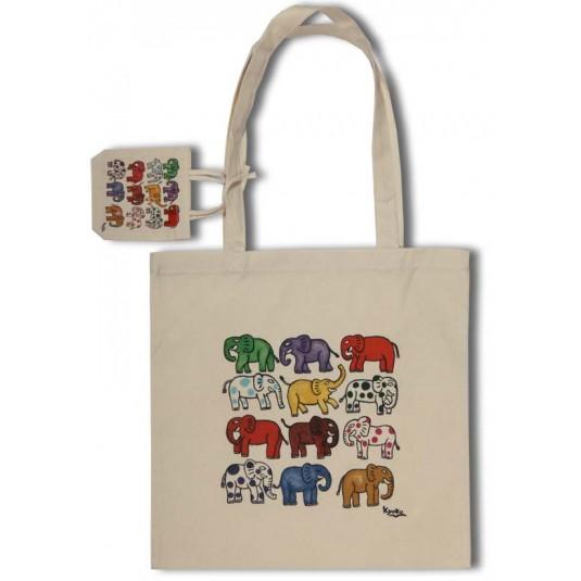 12 Elephants