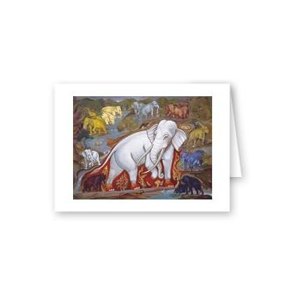 Elephant in Bhraman Line