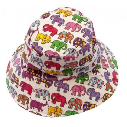 12 Eephants - Adult Hat