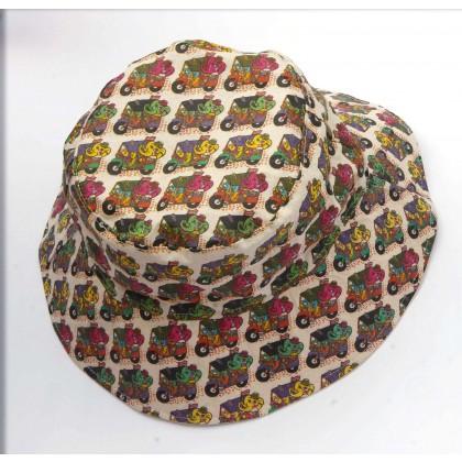 Eephant &Tuk Tuk - Adult Hat