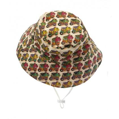 Elephant & Tuk Tuk - Kid Hat