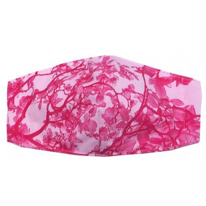 Magnolia - Adult Pink Mask