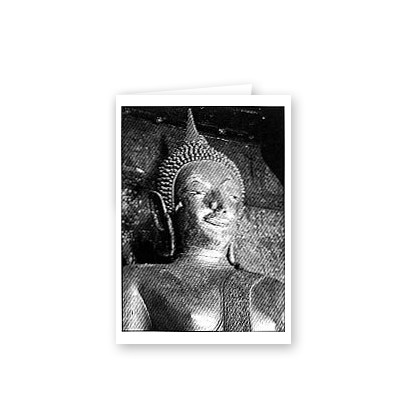 BUDDHA FACE 2