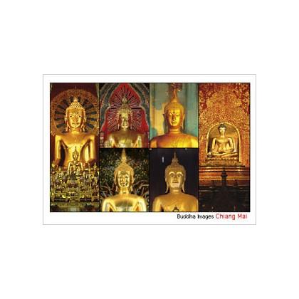BUDDHA IMAGES, CHIANG MAI