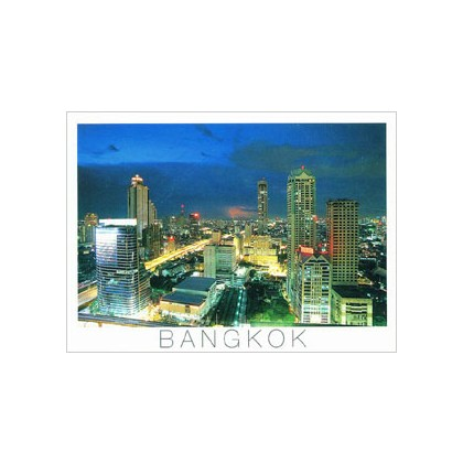 THE CITY OF BANGKOK