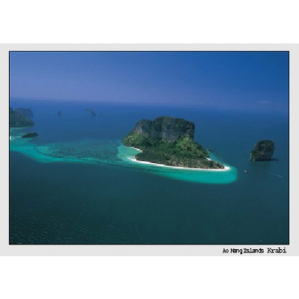 AO NANG ISLANDS, KRABI