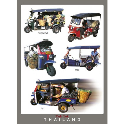 TUK TUK, THAILAND